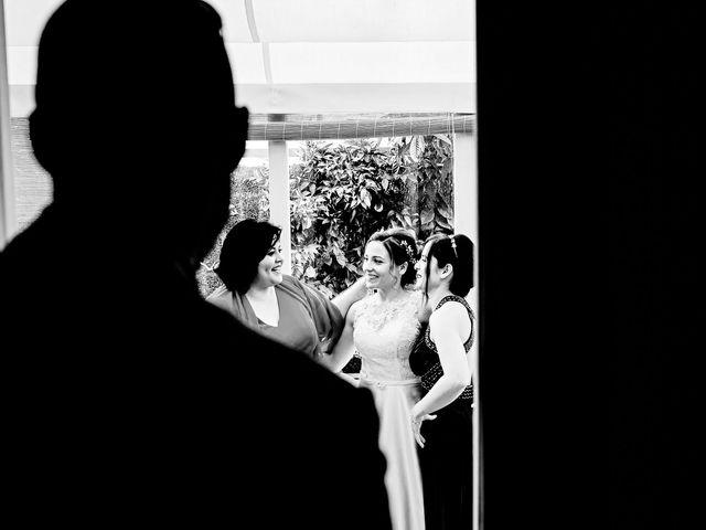 La boda de Jose y Alba en Navalcarnero, Madrid 37