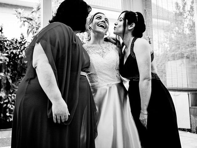 La boda de Jose y Alba en Navalcarnero, Madrid 38