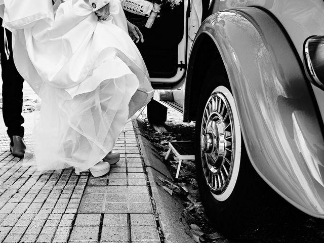 La boda de Jose y Alba en Navalcarnero, Madrid 40