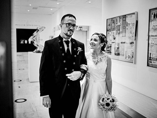 La boda de Jose y Alba en Navalcarnero, Madrid 46