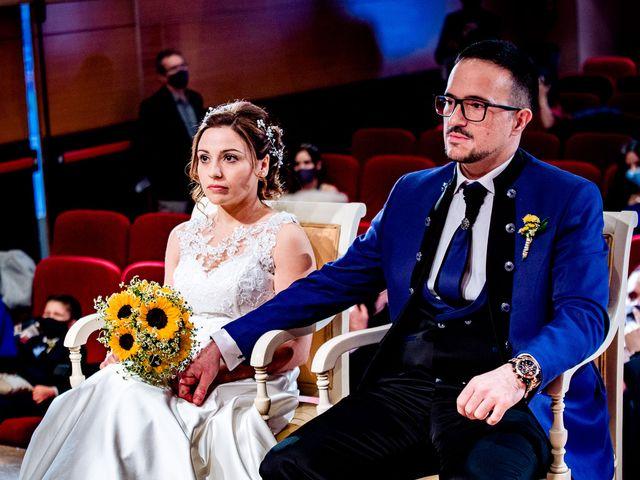 La boda de Jose y Alba en Navalcarnero, Madrid 47