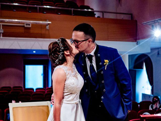 La boda de Jose y Alba en Navalcarnero, Madrid 48