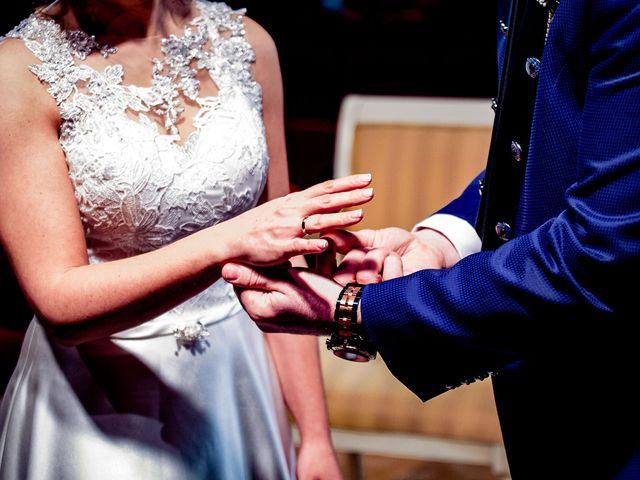 La boda de Jose y Alba en Navalcarnero, Madrid 49