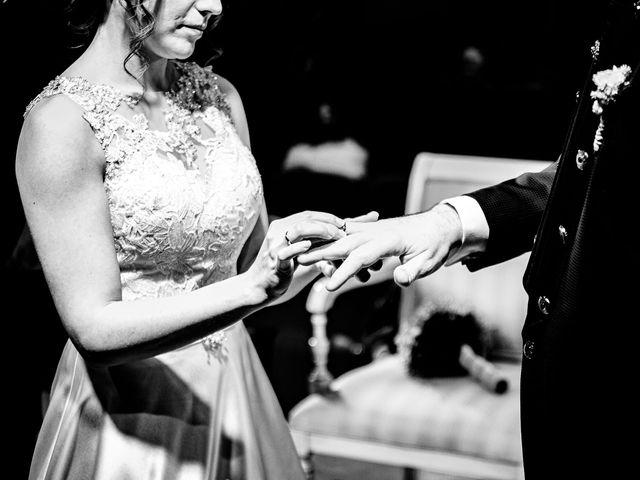 La boda de Jose y Alba en Navalcarnero, Madrid 50