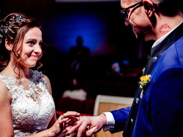 La boda de Jose y Alba en Navalcarnero, Madrid 51