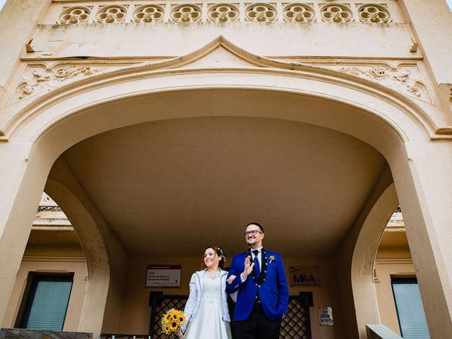 La boda de Jose y Alba en Navalcarnero, Madrid 52
