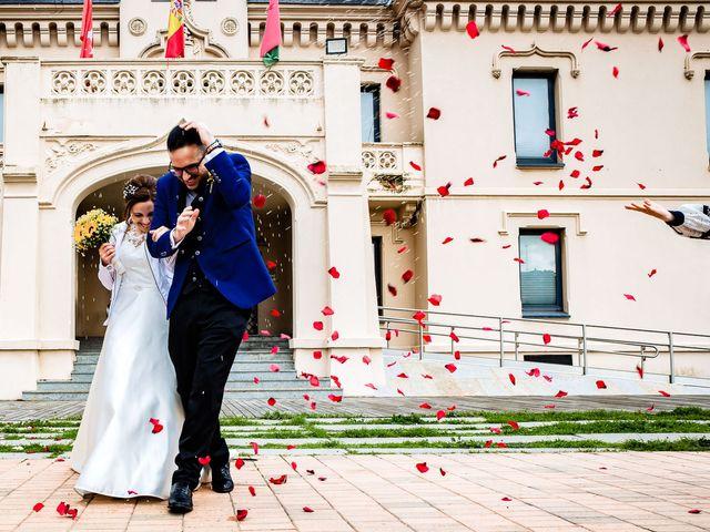La boda de Jose y Alba en Navalcarnero, Madrid 1