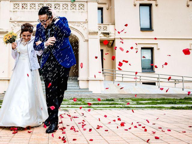 La boda de Jose y Alba en Navalcarnero, Madrid 53