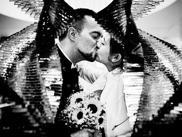 La boda de Jose y Alba en Navalcarnero, Madrid 57
