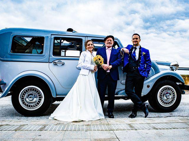 La boda de Jose y Alba en Navalcarnero, Madrid 60