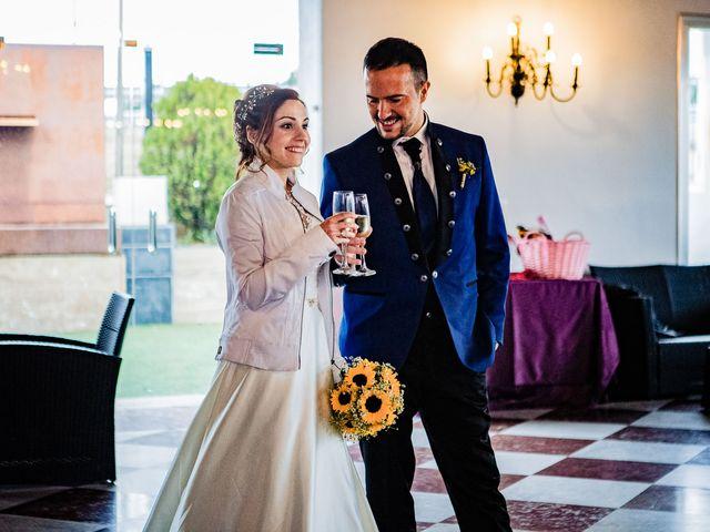 La boda de Jose y Alba en Navalcarnero, Madrid 62