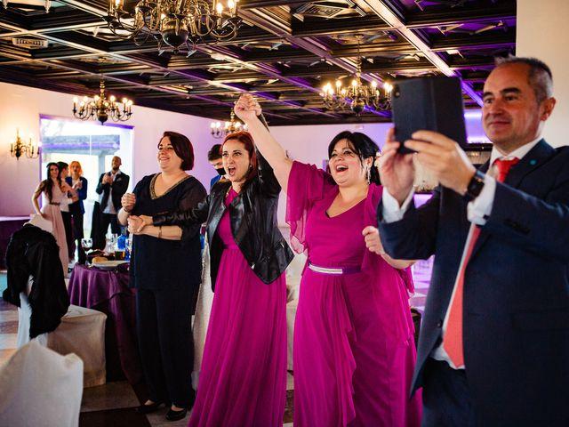 La boda de Jose y Alba en Navalcarnero, Madrid 63
