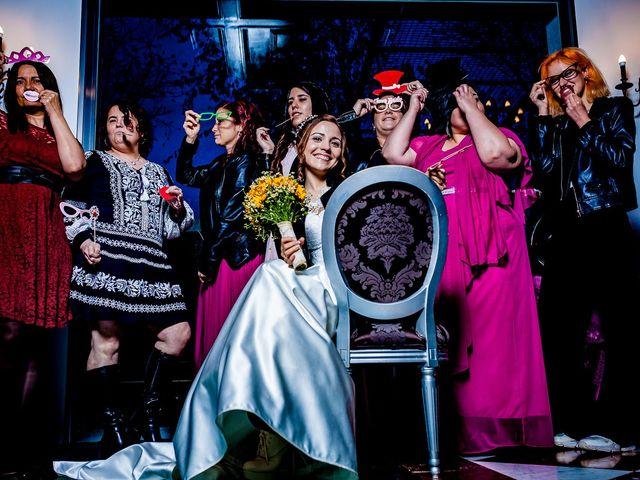 La boda de Jose y Alba en Navalcarnero, Madrid 66