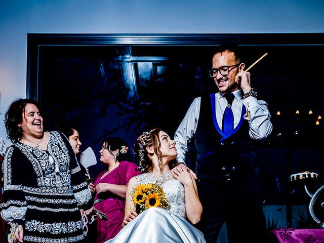 La boda de Jose y Alba en Navalcarnero, Madrid 68