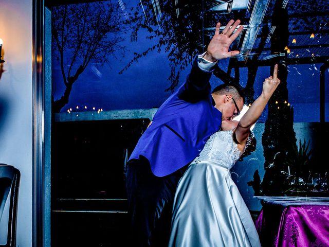La boda de Jose y Alba en Navalcarnero, Madrid 74