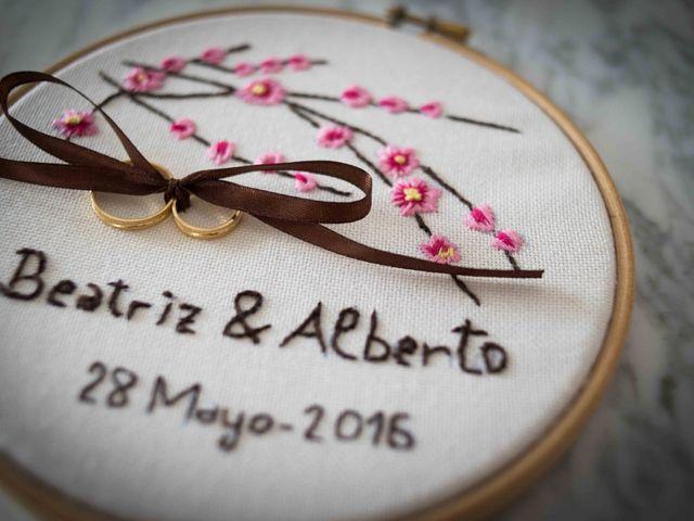 La boda de Alberto y Beatriz en Lanzahita, Ávila 3