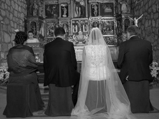 La boda de Alberto y Beatriz en Lanzahita, Ávila 5
