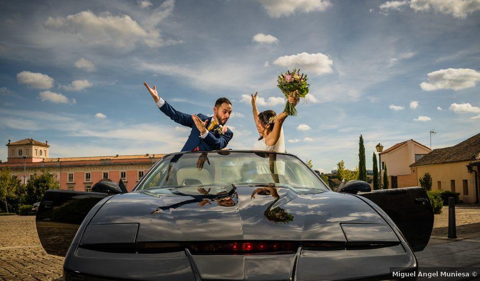 La boda de Daniel y Judit en Boadilla Del Monte, Madrid