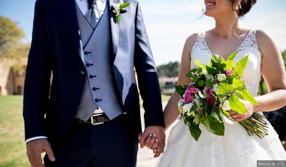 La boda de Marc y Debora en Pontos, Girona