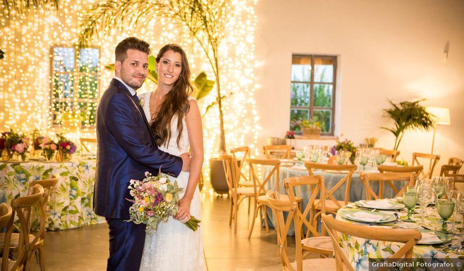 La boda de Adri y Isa en Sagunt/sagunto, Valencia