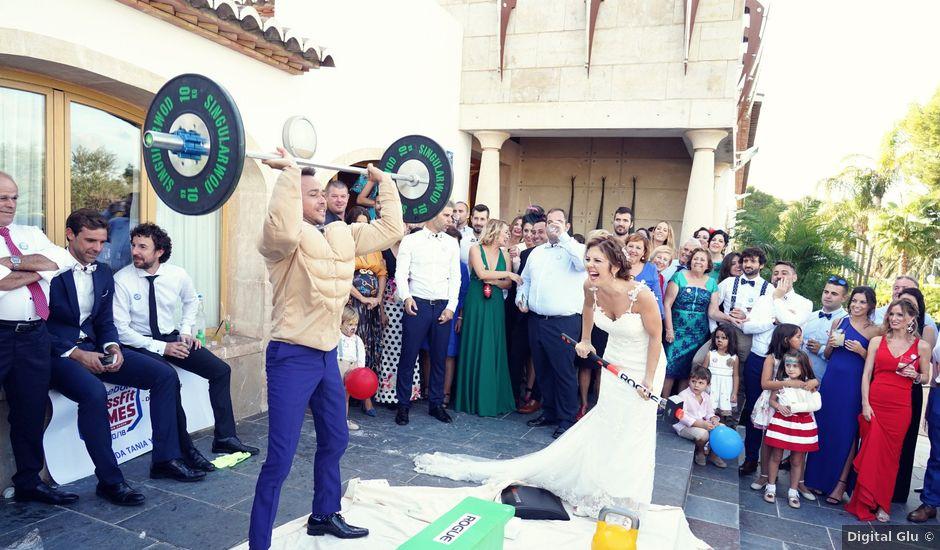 La boda de Pepe y Tania en Xàbia/jávea, Alicante