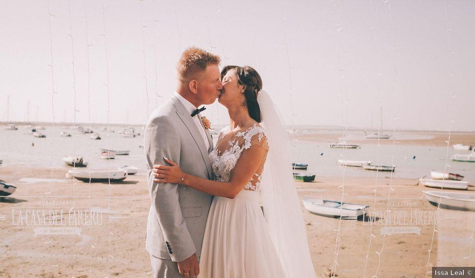 La boda de Ronni y Tetiana en Chiclana De La Frontera, Cádiz