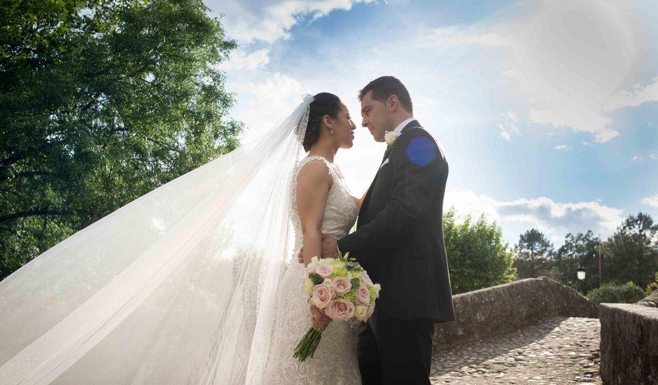 La boda de Alberto y Beatriz en Lanzahita, Ávila