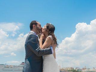 La boda de Elena y Rafael