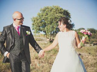 La boda de Nieves y José María