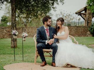 La boda de Silvia Muñoz Hita  y Eric Mas Ruiz 1