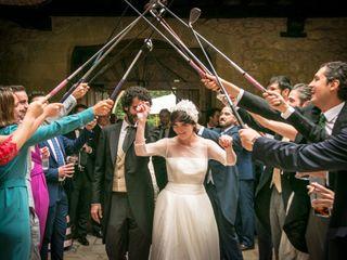 La boda de Ana y Alonso