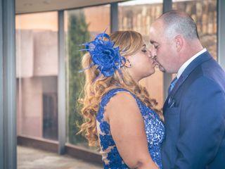 La boda de Anilda y Carlos