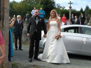 La boda de Rocio  y Salva