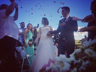 La boda de Noelia y Ivan