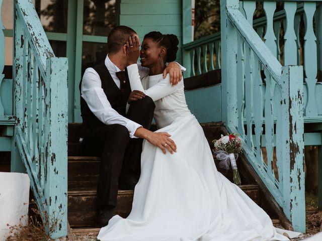 La boda de Nedra y Miguel
