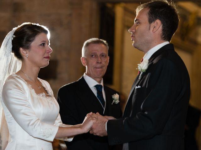 La boda de Lucia y Andreu