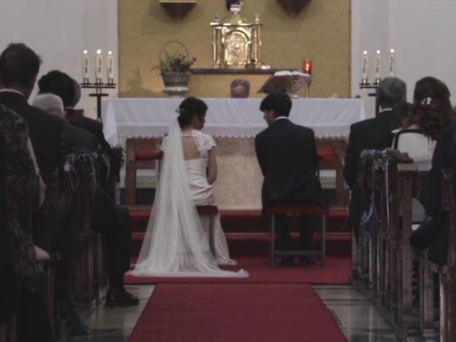La boda de Joaquín y Paula en Zaragoza, Zaragoza 6