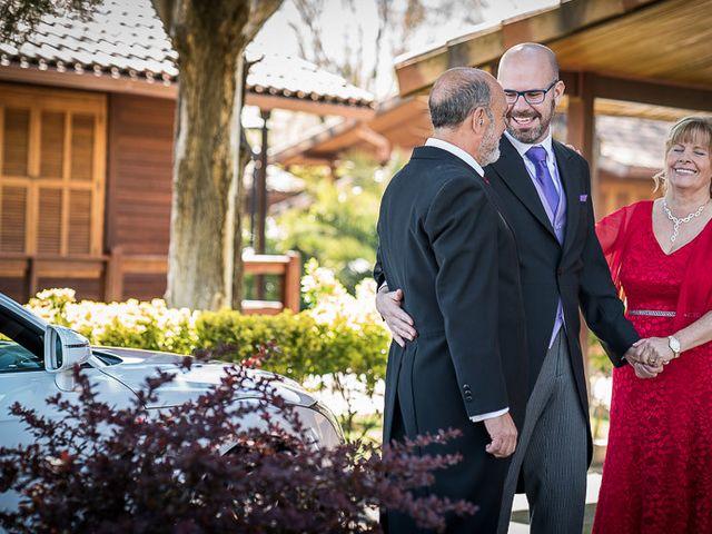 La boda de Tamara y Gustavo en Arganda Del Rey, Madrid 17