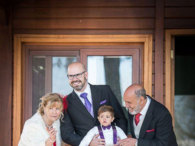 La boda de Tamara y Gustavo en Arganda Del Rey, Madrid 21