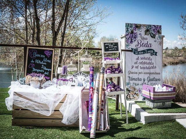 La boda de Tamara y Gustavo en Arganda Del Rey, Madrid 57