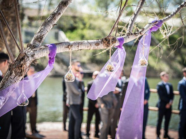 La boda de Tamara y Gustavo en Arganda Del Rey, Madrid 67