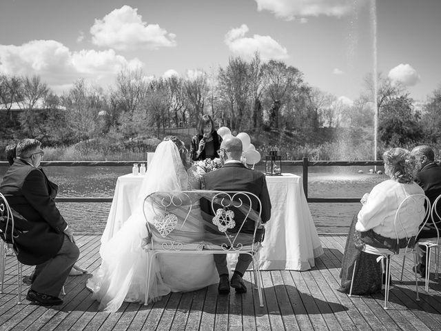 La boda de Tamara y Gustavo en Arganda Del Rey, Madrid 68