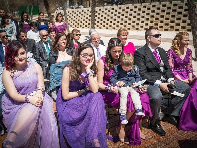 La boda de Tamara y Gustavo en Arganda Del Rey, Madrid 75