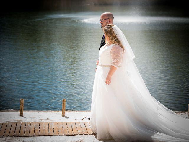 La boda de Tamara y Gustavo en Arganda Del Rey, Madrid 1