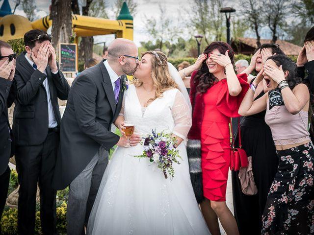 La boda de Tamara y Gustavo en Arganda Del Rey, Madrid 106
