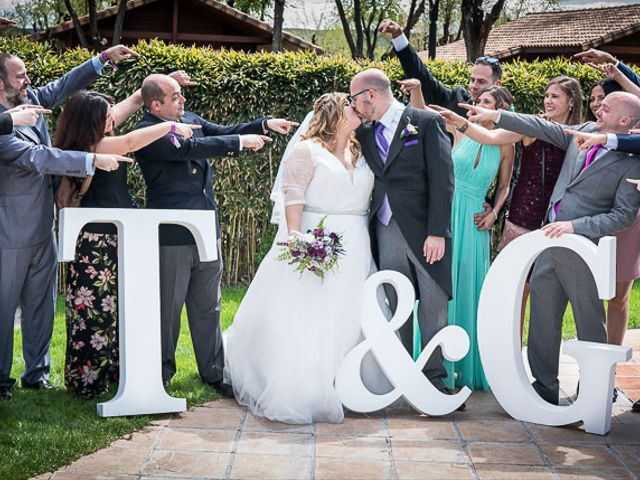 La boda de Tamara y Gustavo en Arganda Del Rey, Madrid 108