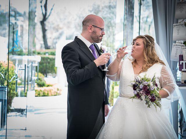 La boda de Tamara y Gustavo en Arganda Del Rey, Madrid 115