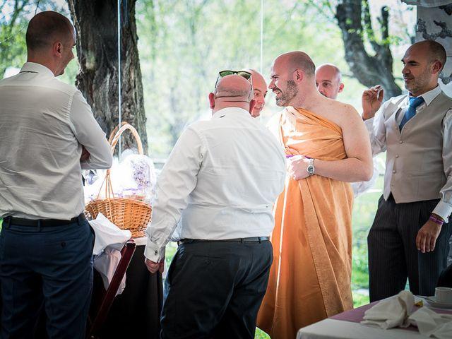 La boda de Tamara y Gustavo en Arganda Del Rey, Madrid 123