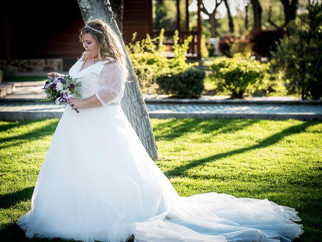 La boda de Tamara y Gustavo en Arganda Del Rey, Madrid 129