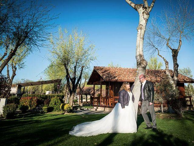 La boda de Tamara y Gustavo en Arganda Del Rey, Madrid 132